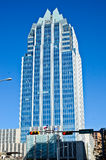 Frost Bank Tower in Austin Royalty Free Stock Photos