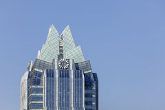Frost Bank Tower in Austin, Texas Stock Image
