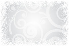 Frost glass background Vector Illustration