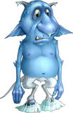 Frost Imp Royalty Free Stock Images