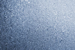 Frost natural background Royalty Free Stock Photos