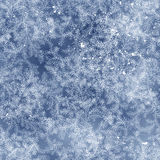 Frost pattern. Seamless frost pattern on winter glass Stock Photos