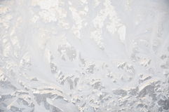 Frost pattern. Stock Images