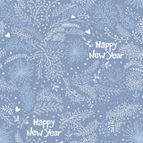 Frost pattern Royalty Free Stock Photo