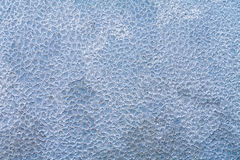 Frost patterns Royalty Free Stock Photography
