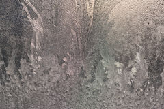 Frost texture Stock Image
