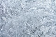 Frost texture Royalty Free Stock Images
