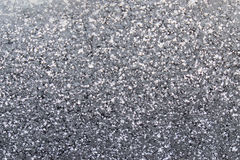 Frost on tinted glass Royalty Free Stock Photography