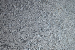 Frost at transparent surface Royalty Free Stock Photos