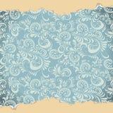 Frost wallpaper vector illustration