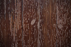 Frost on a wooden background.  royalty free stock photo