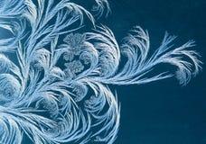 Frost-Zusammenfassung Lizenzfreie Stockfotos