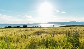 Frosta, Norvège Images libres de droits