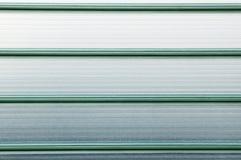frostat glass horisontal Royaltyfria Bilder