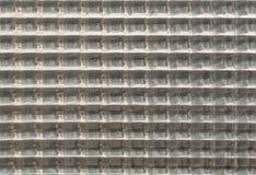 frostat glass seamless arkivfoto