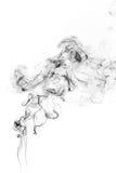 Frostbewegung des Rauches stockfotografie