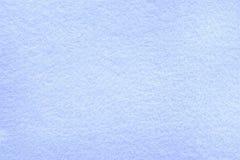 Frosted błękitny odczuwany tło zdjęcie stock