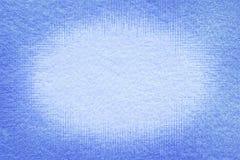 Frosted błękitny odczuwany tło obraz royalty free