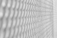 Frosted Fence Royalty Free Stock Images