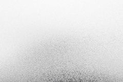 Frosted glass background. Horizontal top view Stock Photography
