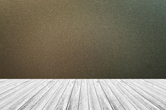 Frosted glass texture with wood terrace. Frosted glass texture background natural color with wood terrace Stock Images