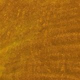 Frosted Gold Texture Royalty Free Stock Image