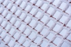 Frosted net Royalty Free Stock Photography
