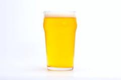 frostig glass lampa för öl Royaltyfri Bild