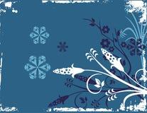 frostig vinter för bakgrund Royaltyfri Bild