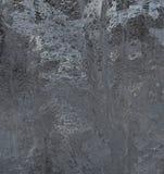 frostiga glass modeller Arkivfoto