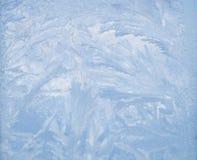 Frostwork Photo stock