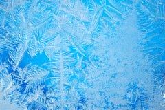 Frostwork imagens de stock royalty free