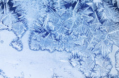 Frostwork Stock Images