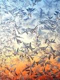 Frostwork Στοκ Εικόνες