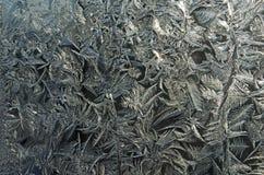 Frostwork Fotos de archivo