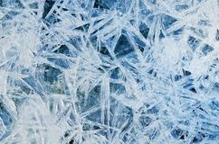 Frosty Royalty Free Stock Images