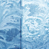 Frosty background Royalty Free Stock Image