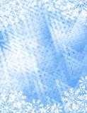 Frosty background Royalty Free Stock Images