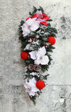 Frosty decoration Royalty Free Stock Photography