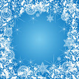 Frosty Frame Stock Photos