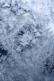 Frosty pattern Royalty Free Stock Photos