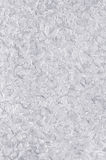 Frosty pattern at a window. Royalty Free Stock Image