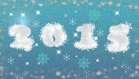 Frosty premise 2015 Stock Image