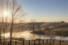 Free Frosty Sunrise Stock Images - 23664744