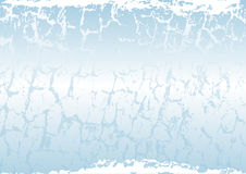 frosty tło Zdjęcie Royalty Free
