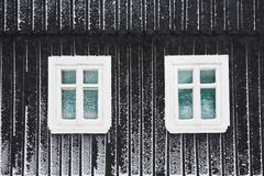 Frosty winter Royalty Free Stock Images