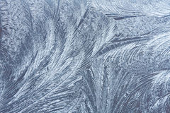 frosty wzór abstrakcyjne Zdjęcia Royalty Free