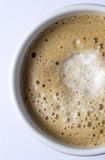 Frothy Coffee Royalty Free Stock Images