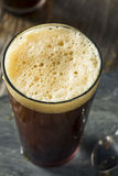 Frothy Nitro Cold Brew Coffee. Ready to Drink Stock Photos