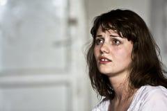 «Frotte» la pièce théâtrale à UNATC, Bucarest Image libre de droits